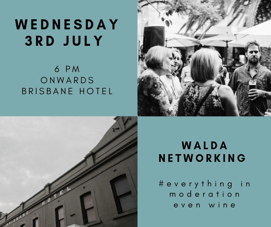 WALDA – Monthly Meet Up